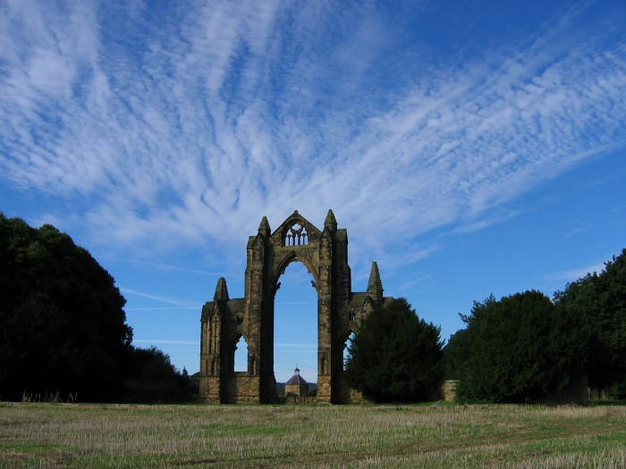 photoblog image Gisborough Priory